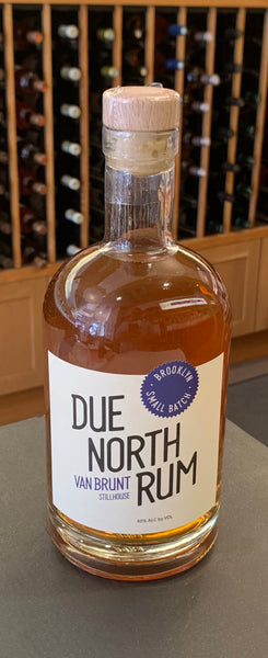 VAN BRUNT STILLHOUSE DUE NORTH RUM