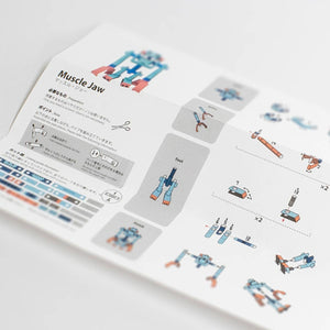 PIPEROID Craft Kit: Muscle Joe