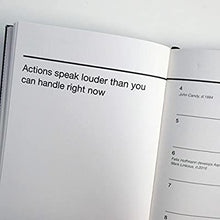 Load image into Gallery viewer, Perpetual Disappointments Diary