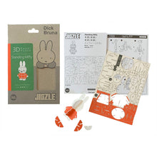 Load image into Gallery viewer, MIFFY 3D Paper Puzzle Kit