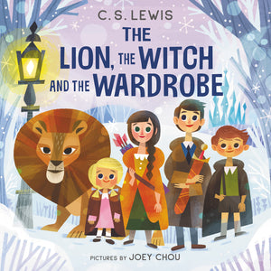 The Lion, the Witch and the Wardrobe Board Book