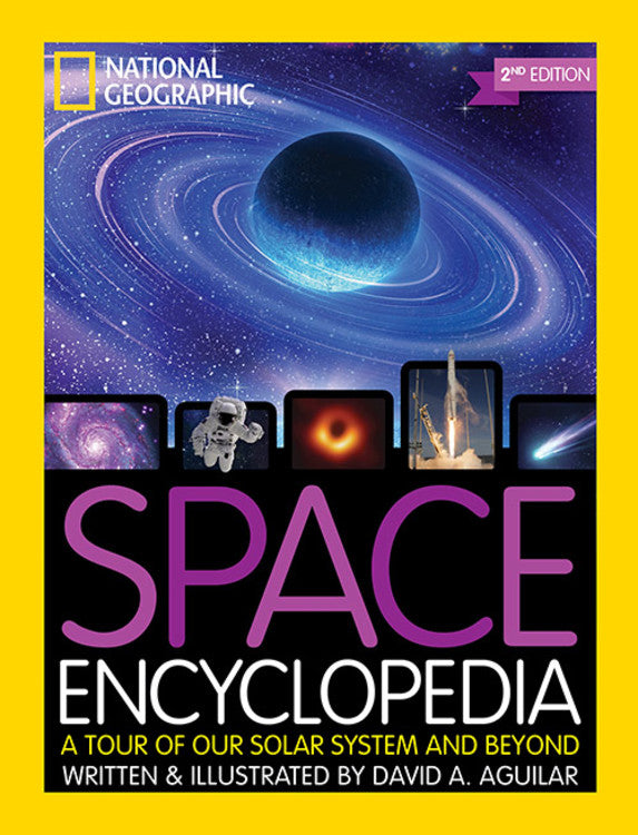 Space Encyclopedia, 2nd Edition