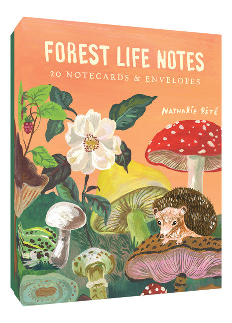 Forest Life Notes