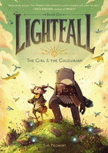 Load image into Gallery viewer, Lightfall: The Girl & the Galdurian