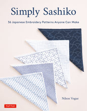Load image into Gallery viewer, Simply Sashiko