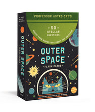 Load image into Gallery viewer, Professor Astro Cat's Outer Space Flash Cards