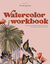Load image into Gallery viewer, Watercolour Workbook