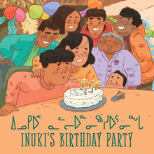 Load image into Gallery viewer, Inuki's Birthday Party