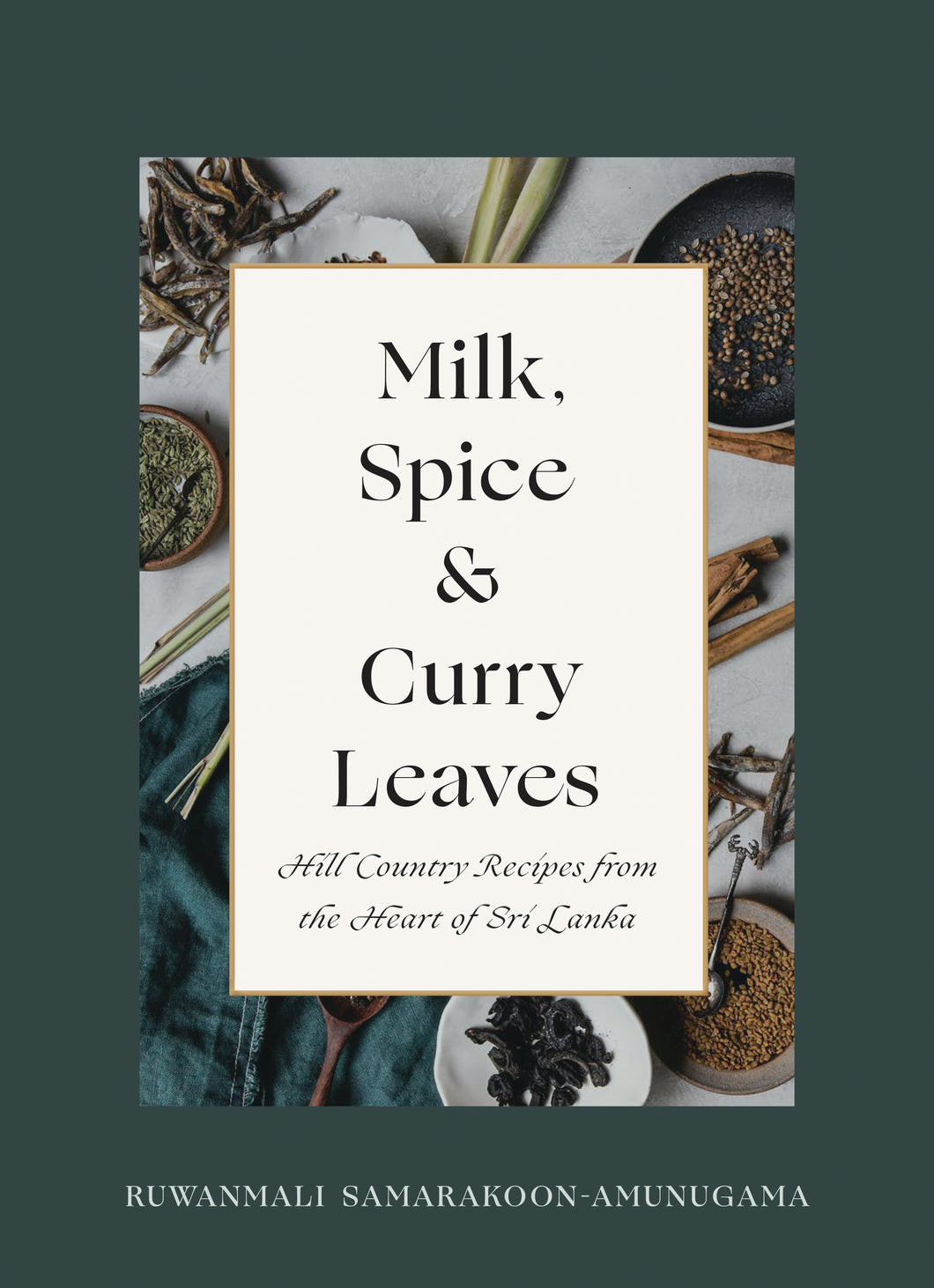 Milk, Spice and Curry Leaves