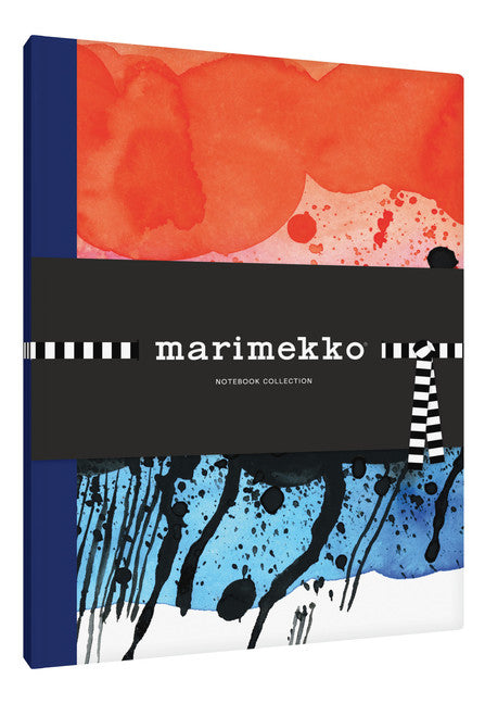Marimekko Notebook Collection - Pack of 3