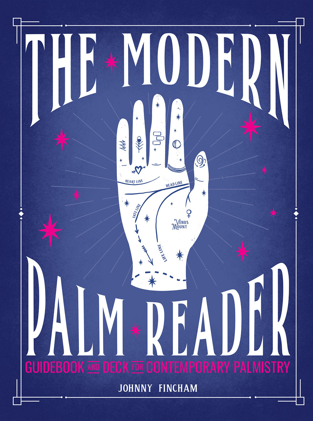 The Modern Palm Reader (Guidebook & Card Set)