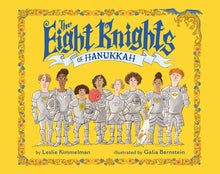 Load image into Gallery viewer, The Eight Knights of Hanukkah