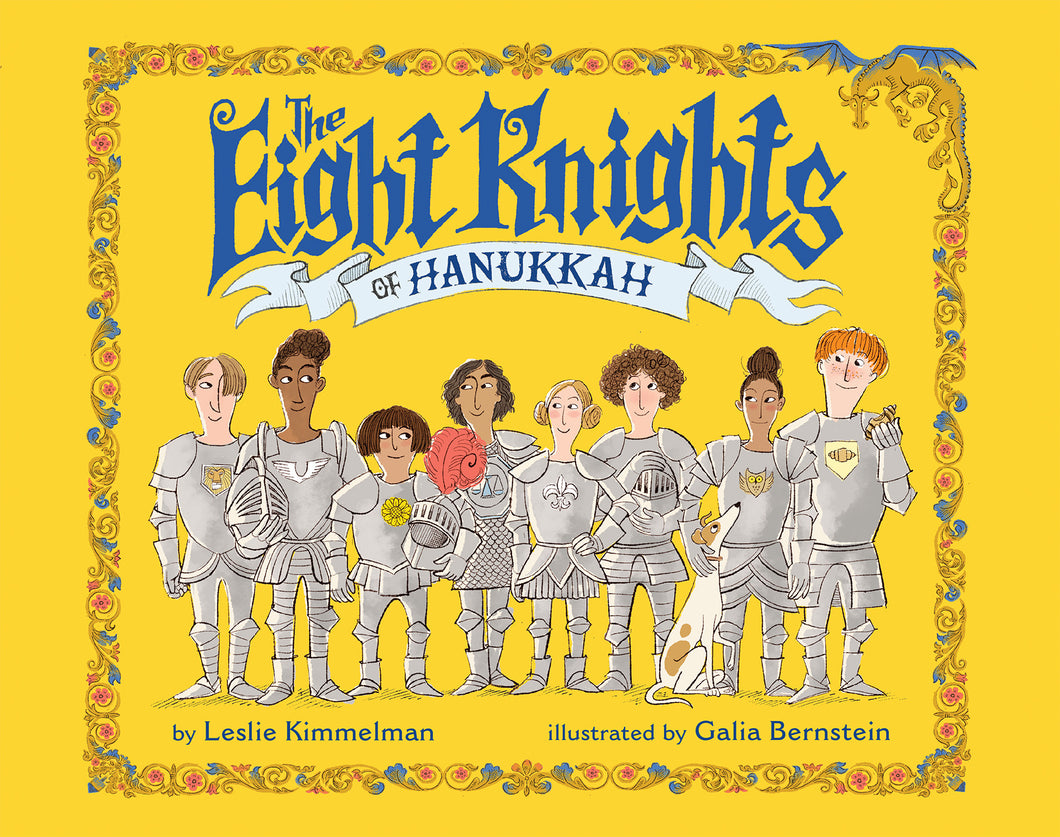 The Eight Knights of Hanukkah