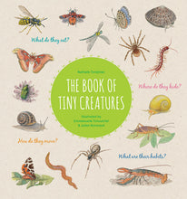Load image into Gallery viewer, The Book of Tiny Creatures