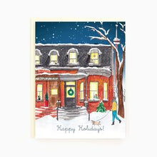 Load image into Gallery viewer, Historic Toronto Holiday - Box of 8 Asst. Greeting Cards