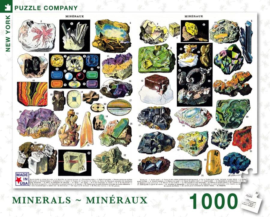 Minerals and Gems