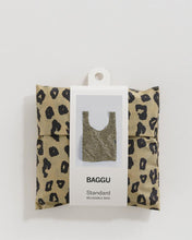 Load image into Gallery viewer, Standard Baggu: Honey Leopard