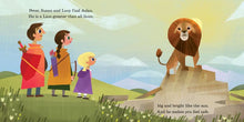 Load image into Gallery viewer, The Lion, the Witch and the Wardrobe Board Book