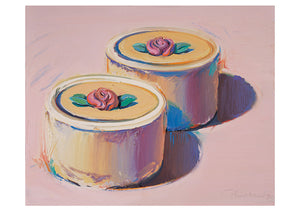 Wayne Thiebaud Treats