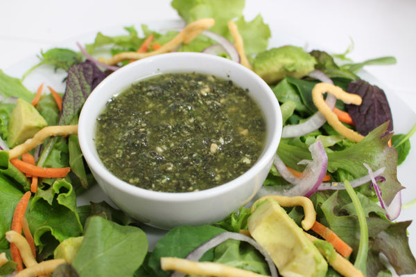 Basil Pesto Dressing