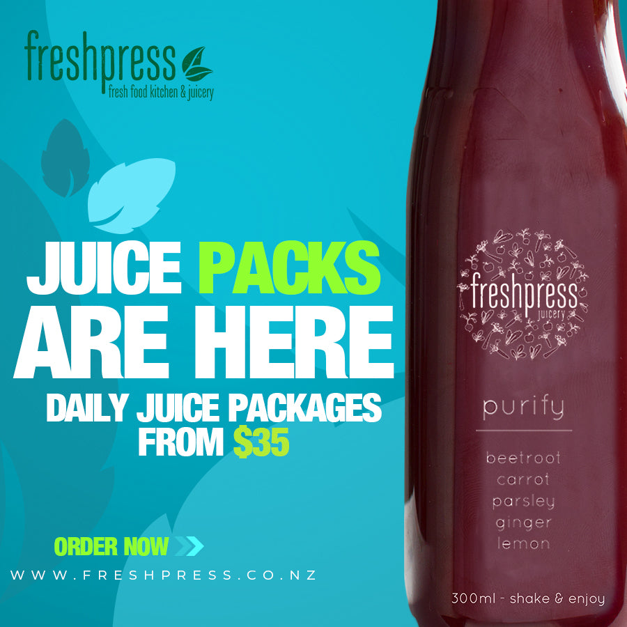 1 Day Juice Pack