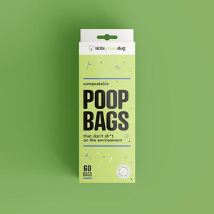Little Green Dog Poop Bags