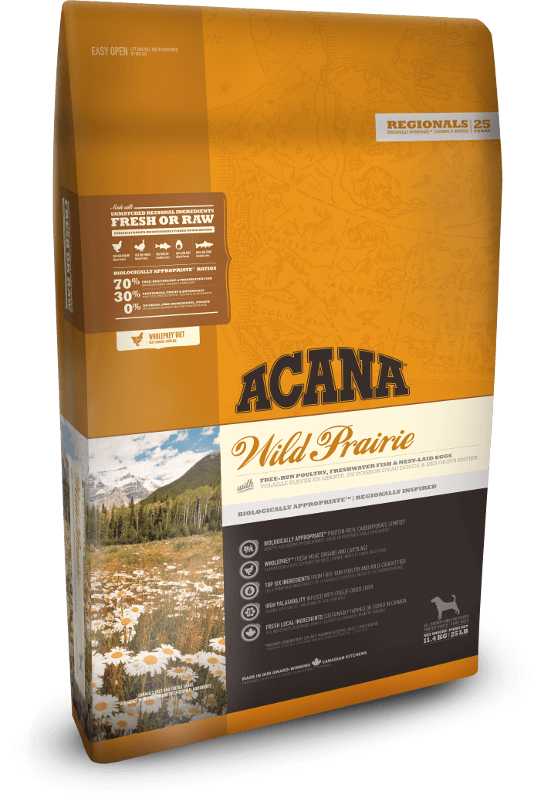Acana Wild Prairie Dog Food
