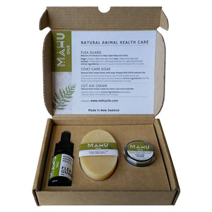 Mahu Oils Care Pack