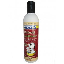 Fido's Oatmeal Conditioner