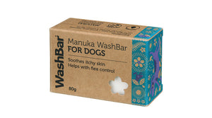 WashBar Manuka Soap Bar