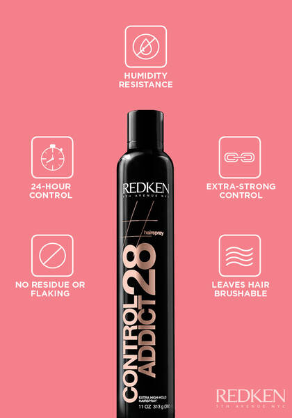 Quick Dry 18 Instant Finishing Hairspray