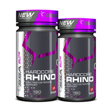 Load image into Gallery viewer, SSA Hardcore Rhino Testosterone Booster PLUS Get 1 FREE