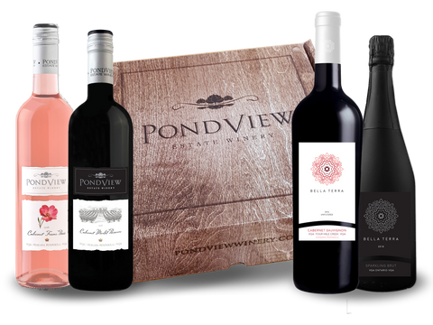 PondView Wine Club