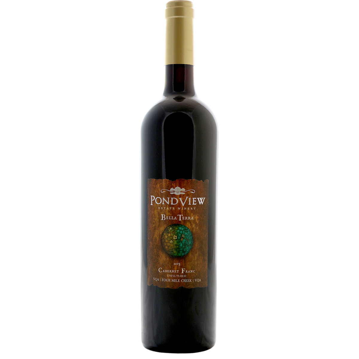 Limited Library Release: 2013 Bella Terra Cabernet Franc