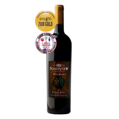 Limited Library Release: 2014 Bella Terra Cabernet Franc