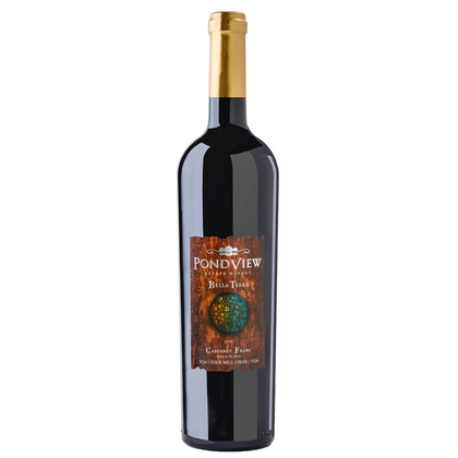 Limited Library Release: 2015 Bella Terra Cabernet Franc