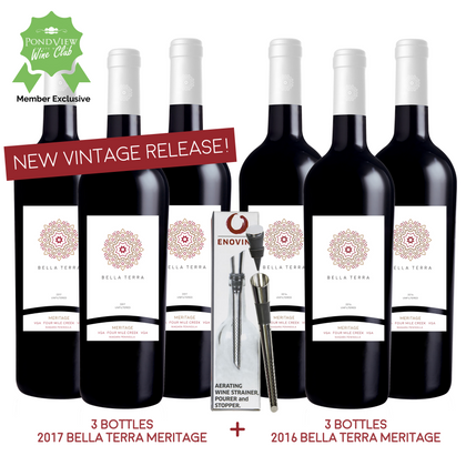 The Meritage Vertical Tasting Pack