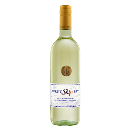 2019 Burnt Ship Bay Pinot Grigio