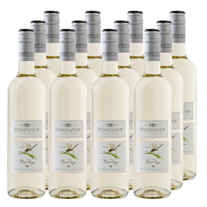 Case of 2019 Dragonfly Pinot Grigio