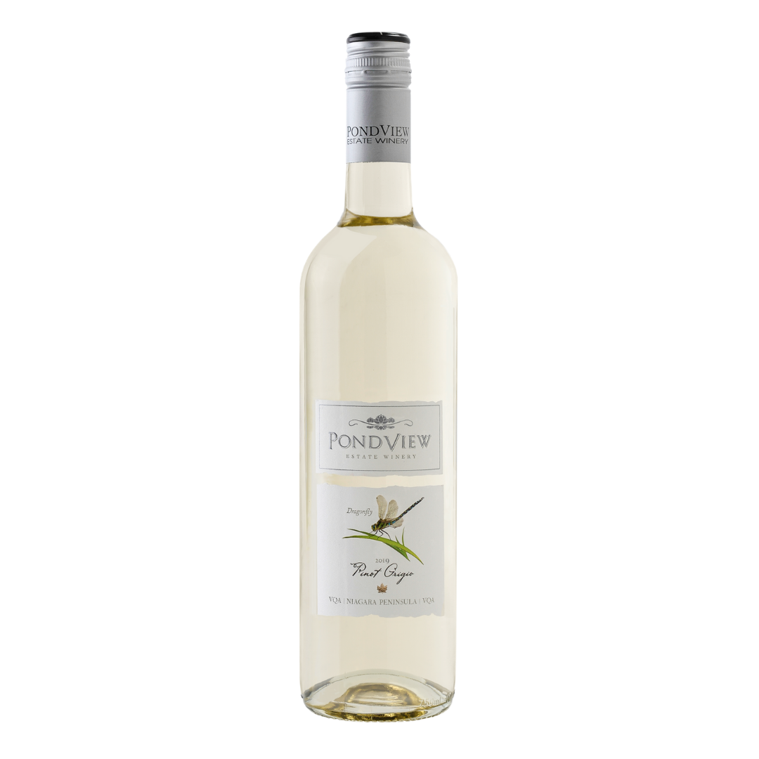 2019 Dragonfly Pinot Grigio