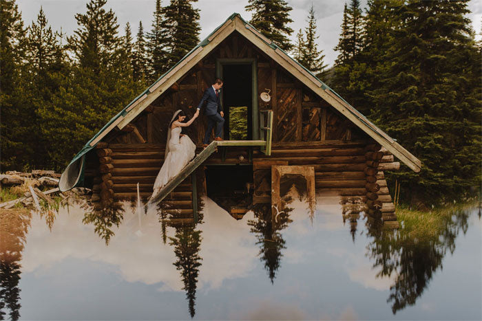 Wedding Photographer Shares A Ridiculously Simple Photography Trick And The Results Are Stunning