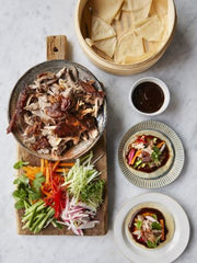 Meal Box: Crispy Aromatic Duck and Pancakes