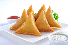 Curry Samosas (Pack of 80)