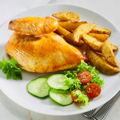 Roast Chicken Quarters