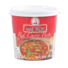 Mae Ploy Red Curry Paste (1kg)