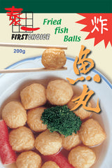First Choice - Fried Fish Ball