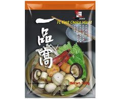 First Choice - Mixed Seafood Balls 500g