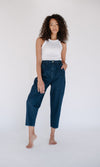 High Waisted Safari Pant