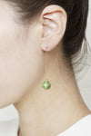Bon Bon Earring 10mm - Green