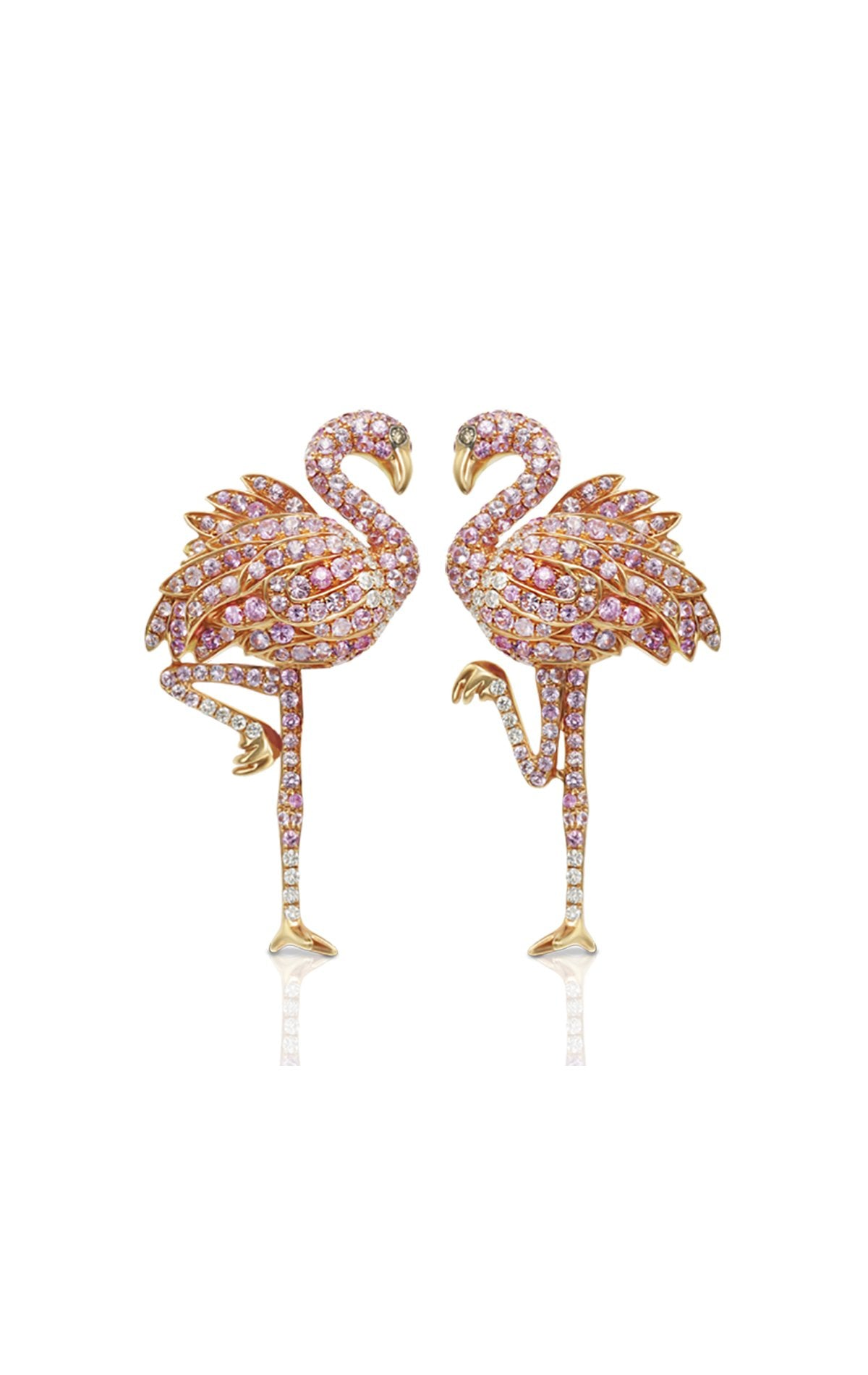 Flamingo Earring